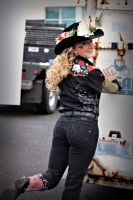 Rodeo Queen by dellamort