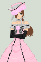 Me in the Ciel Girl Dress by snowdrop123