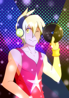 Let The Music Play! by Destron23