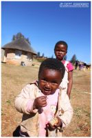 Africa 03: The kids by JR-Dept