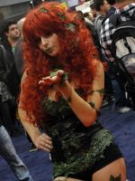 Poison Ivy cosplay 3 by SpideyVille