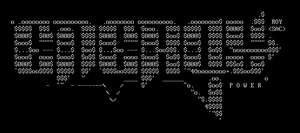 Energy New Skool ASCII by roy-sac