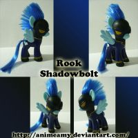 Rook Shadowbolt by AnimeAmy