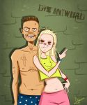 Die Antwoord by Christine-E