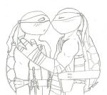 Leo/Raph by violet-plude