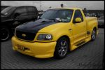 2002 Ford F150 Boss by compaan-art