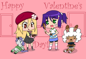 DG-Valentine Chocolates-Collab by minakonumnums