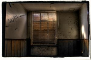 The Blair Witch Project by Urbex