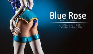 Teaser for Blue Rose Photoshoot by andrewhitc