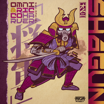 Album Art: OMNI x Ricco Harver - Shogun by petirep