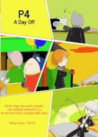 P4 - a day off - guys by codename710