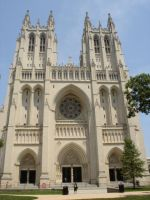 Washington National Cathedral by Archanubis