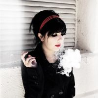 Smoke that cigarette by celuloide