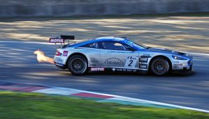 Aston Martin DBRS9 Backfire by C0LL1
