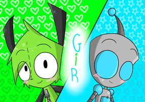 GiR both sides by IZfan4life