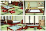 MMD Japanese-style Room by arisumatio