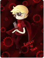 :Knight of Time: by BaniRabbit