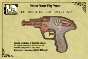 The Model 310 Pocket Ray by davincisghost