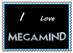 Love Megamind stamp by Fensy