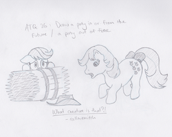 ATG26 - A pony out of time by callmemitchs