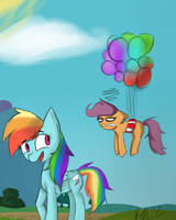I didnt sign up for this by 8-Blit-Poni