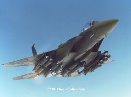 71-0291, the F-15E demonstrator, c1980 by fighterman35