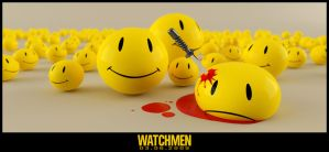 Watchmen by pachylla