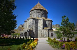 Cathedral of Kars by CitizenFresh