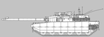 Export Tank Final [Uncoloured] by SixthCircle