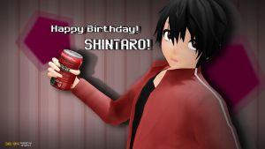:Happy Birthday Kisaragi Shintaro! [30/04] by LoverCathy