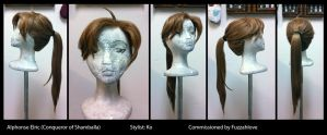 Alphonse Wig Commission: Fuzzahlove by Ko-chan