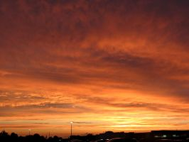 Beautiful May Sunset by Michies-Photographyy
