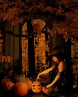 Samhain by vision-of-shadows