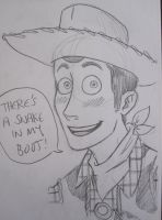 there's a snake in my boot by arystar