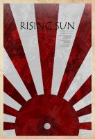 Rising Sun Poster by edgarascensao