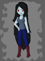 marceline by ninpeachlover