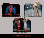 Crimson Peak Folder Icon (2015) by Bl4CKSL4YER