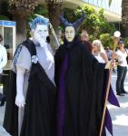 Hades and Maleficent by Onyx-chan
