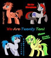 We are Twenty Ten! by EifiHanaki