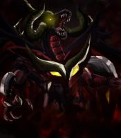 Hot Red Dragon Archfiend Abyss by Bloo-DKai12