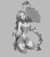 Poison Ivy by PuritansBiach