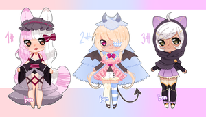 November adopts closed by bonechii