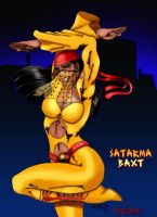 Satarma Baxt by Jean Sinclair by THE-Darcsyde
