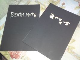 My Death Note by SethPDA
