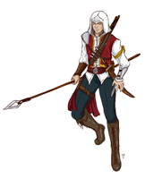 [OC] Assassin's Creed Filipino Version by Nii-hon