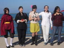 Hetalia Day 2012: Asian Group by bookworm555