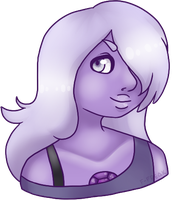 Amethyst by F-FREAK
