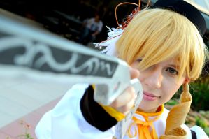 Otakon 2011 Mami Tomoe pt 2 by DarkGyraen