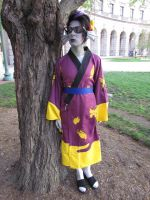 Eridan Ampora, Matsuri Version by pitchperfect