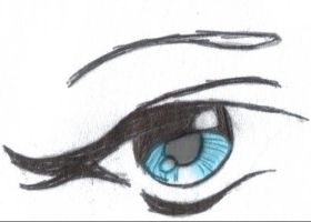 Anime Eye by Sparklepawz